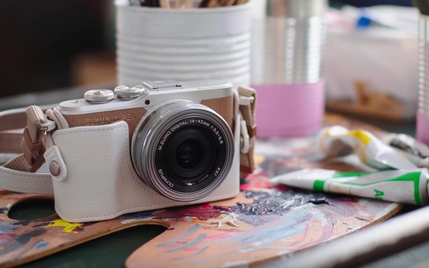 Olympus PEN E-PL9 Mirrorless Camera - Full Review and