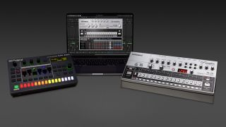 A little brother for the TR-8S and software and hardware emulations of an '80s classic