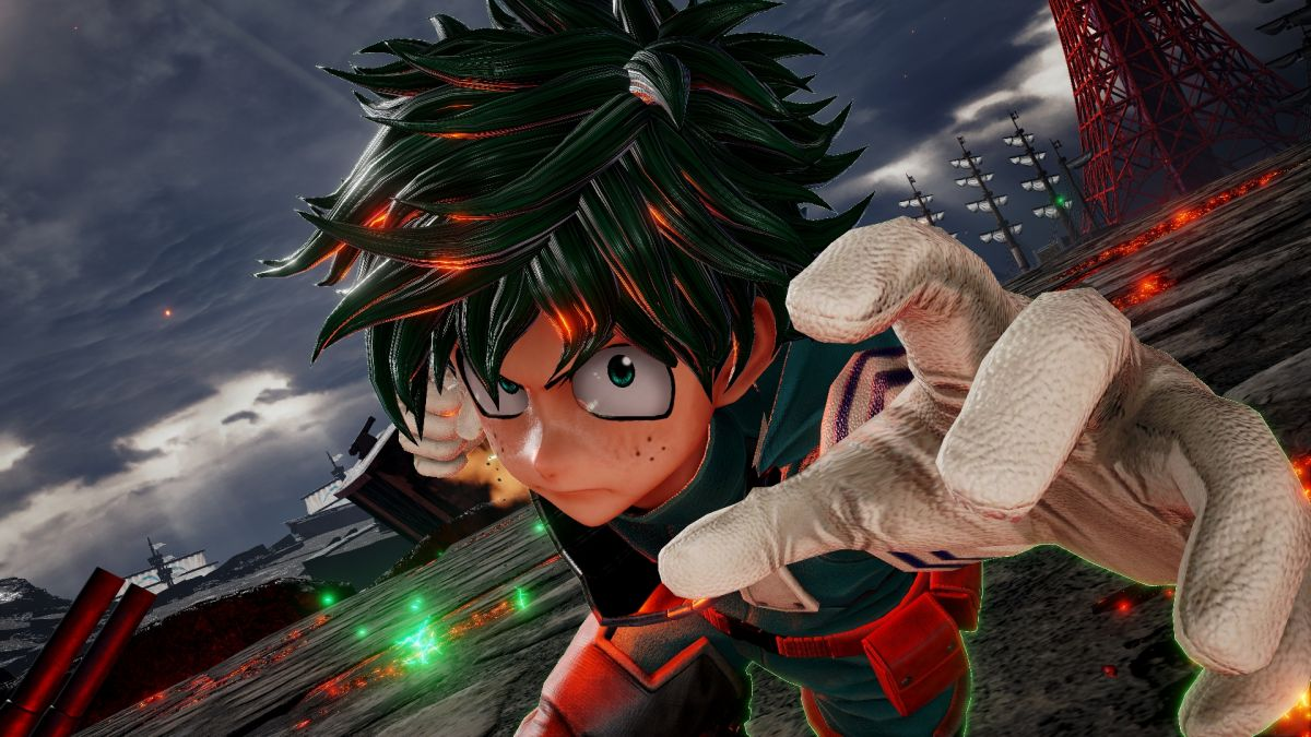 Jump Force Release Date, Roster, Gameplay, And Everything