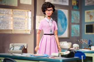 barbie inspiring women doll katherine johnson
