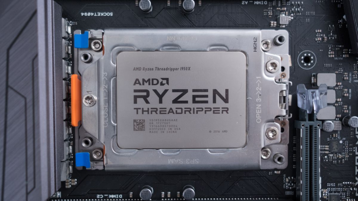 AMD Ryzen Threadripper 1950X | TechRadar