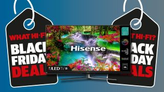 Hisense 55U8QFTUK 4K TV Black Friday deal