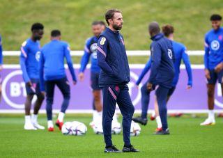 England Training – St George's Park – Wednesday 1st September