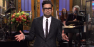 Wait, Dan Levy Didn't Actually Start That New SNL Hosting Tradition, But Confirms Who Did