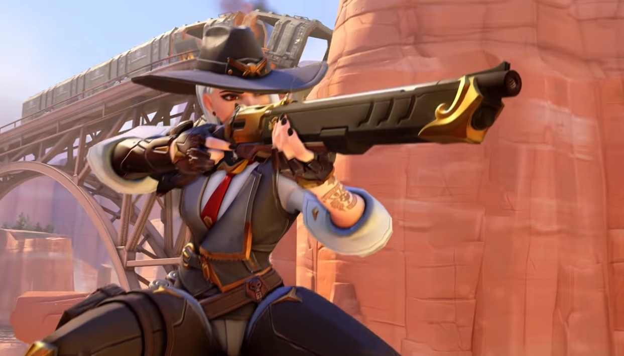 Overwatch players use the new Paris map's playable piano to recreate