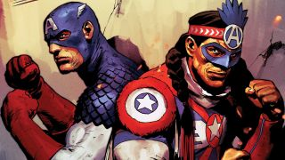 United States of Captain America #3 cover