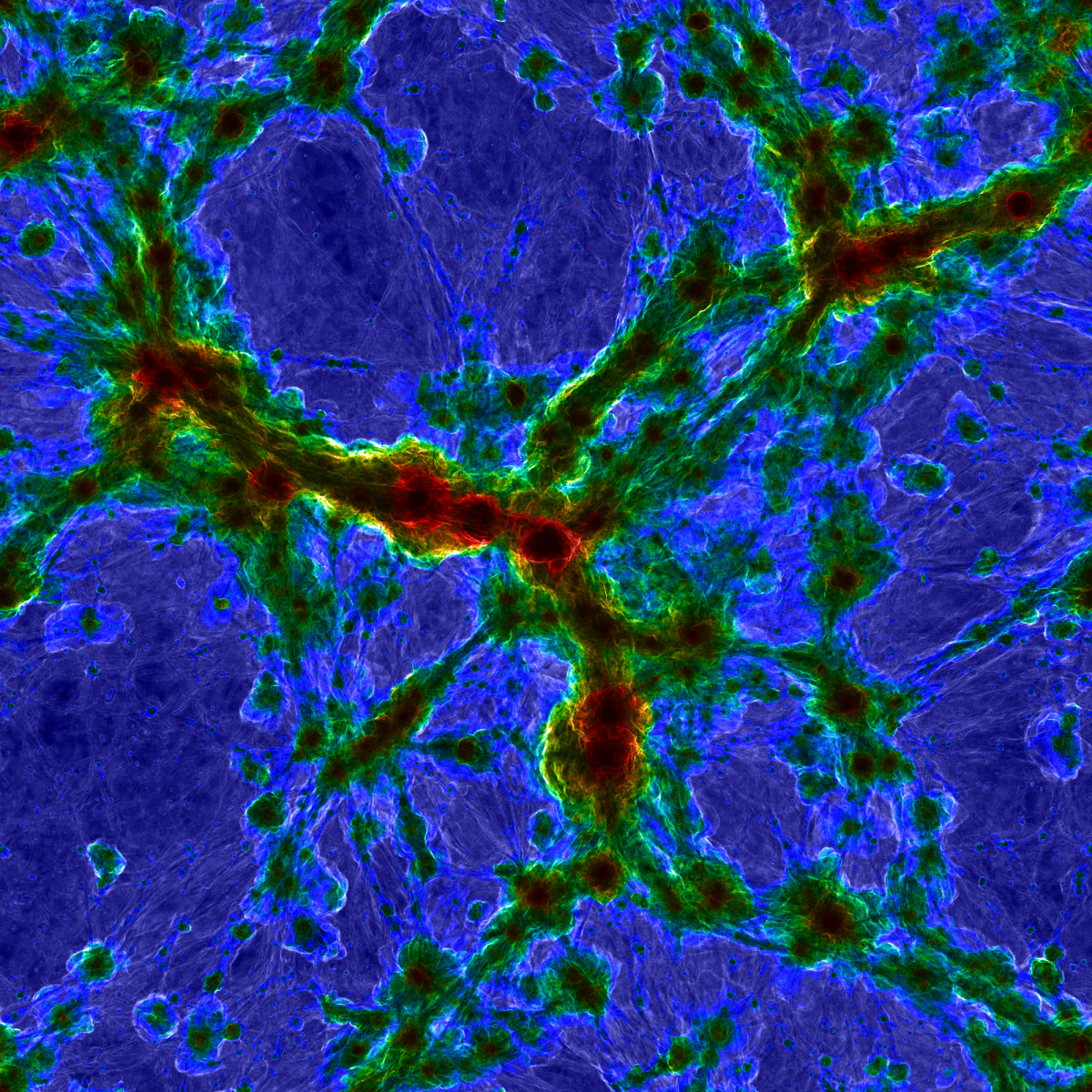 Physicists Just Created the Most Detailed Simulation of the Universe in History