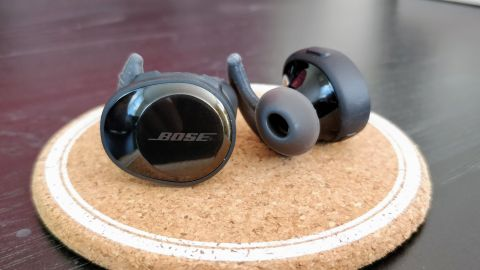 fff4e8d23aa Bose SoundSport Free True Wireless Earbuds review | TechRadar