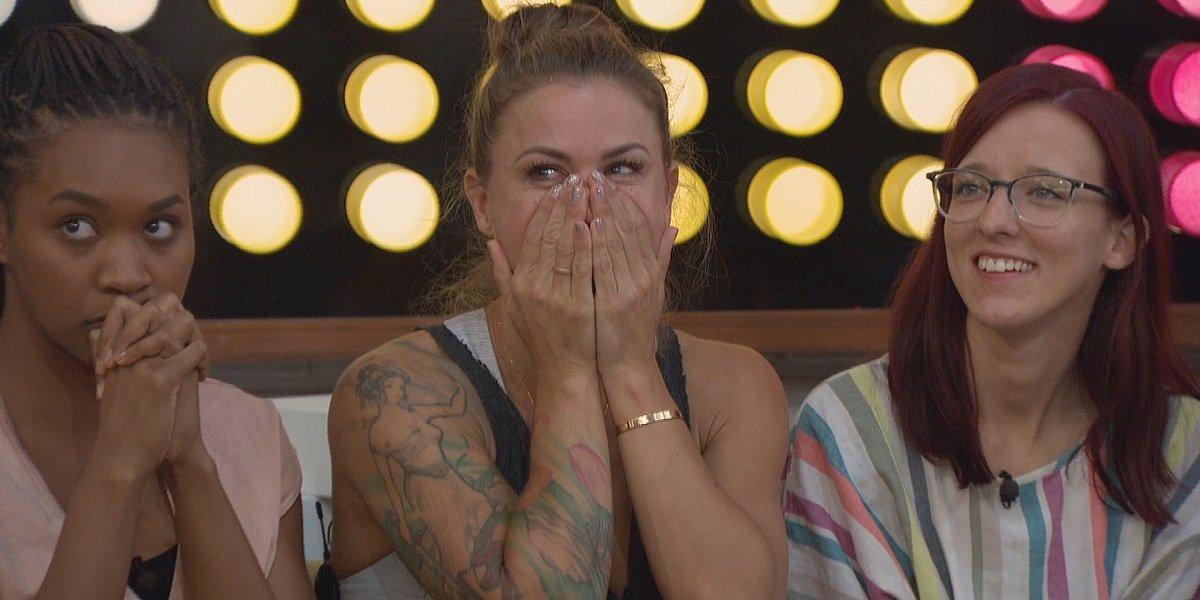 Bayleigh Christmas Nicole A Big Brother All-Stars CBS