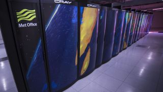 A Met Office/Cray supercomputer
