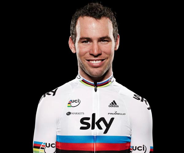 Mark Cavendish, Sky kit 2012