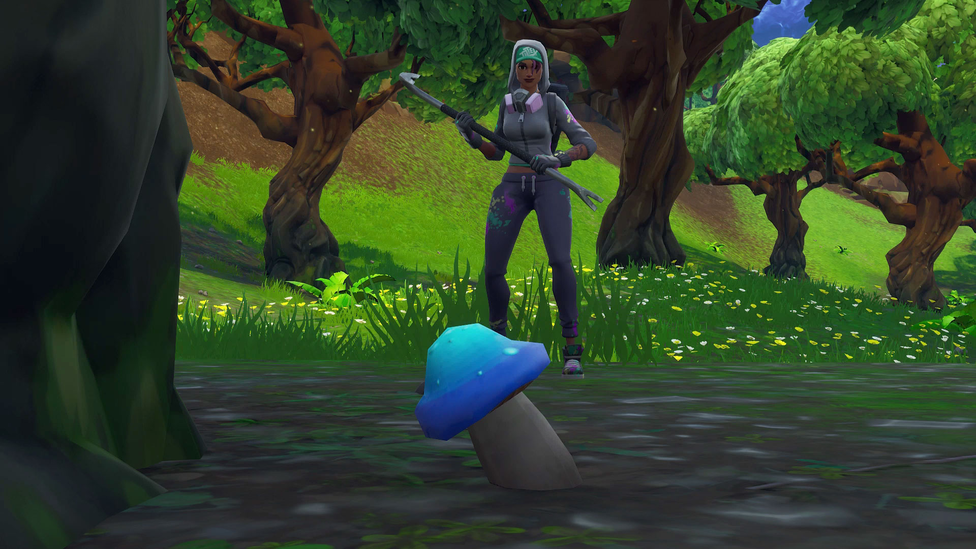 fortnite mushroom locations where to find fortnite mushrooms and how to consume them gamesradar - best drop locations fortnite season 8