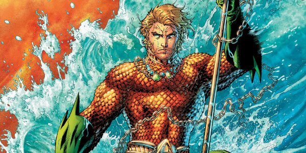 poseidon and aquaman I believe this is the first actual meeting between aquaman and the god poseidon i've always wondered what the relationship between the two is – aquaman vol 7 #43.