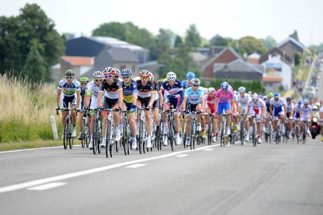 Peloton, Tour de France 2012, stage two