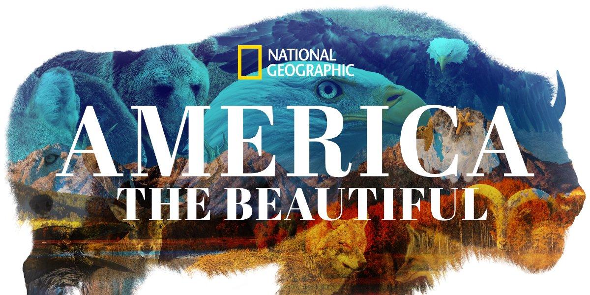 America The Beautiful title card
