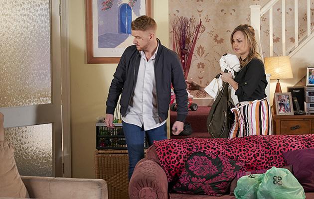 Coronation Street spoilers: Sarah Platt gets rid of Gary and heads over to Adam's flat