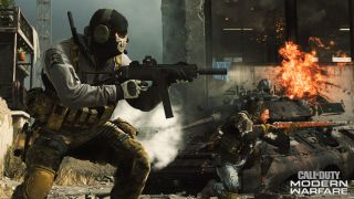 Call Of Duty Modern Warfare Season 4 Patch Takes The Game To Over