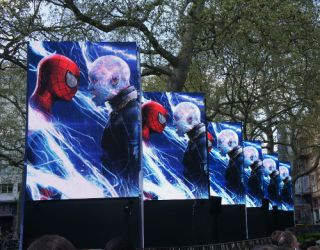 XL Video for Spider-Man 2 World Premiere