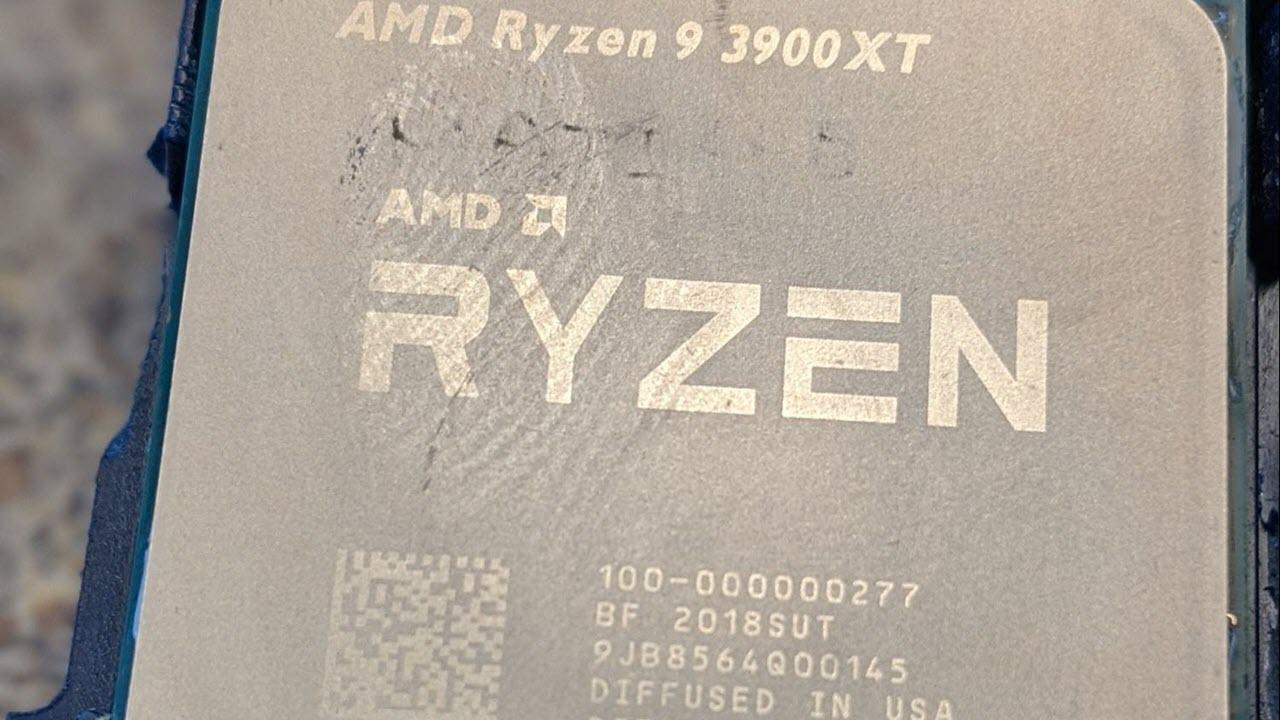 How I Overclocked The Ryzen 9 3900xt To World Record Speeds Tom S Hardware