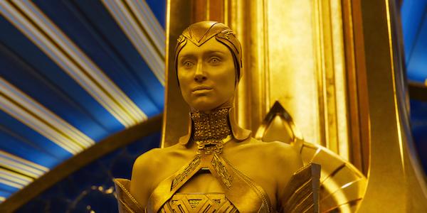 Ayesha Guardians of the Galaxy Vol. 2