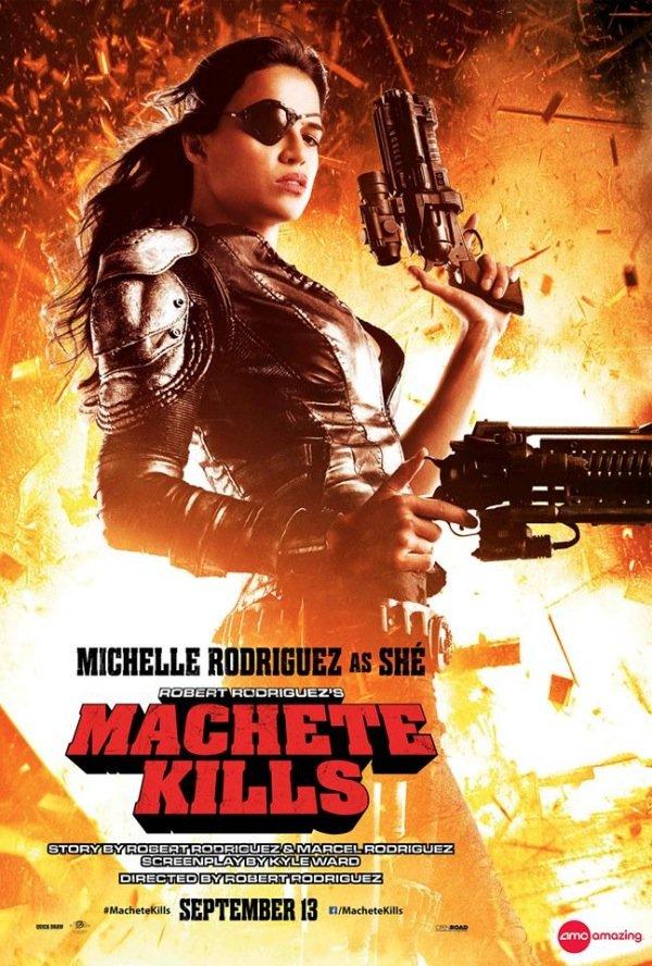Machete Michelle Rodriguez