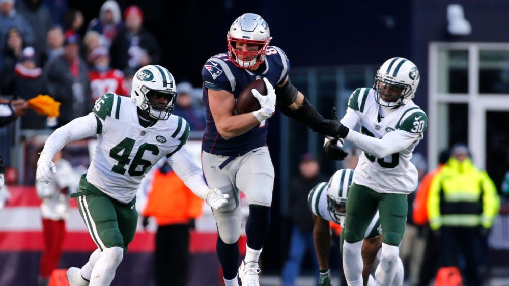How to watch Jets vs Patriots: live stream NFL football today from anywhere
