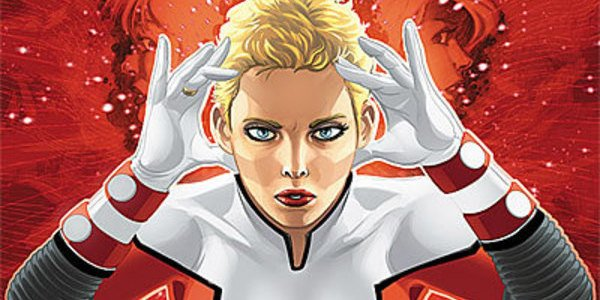 saturn girl dc comics