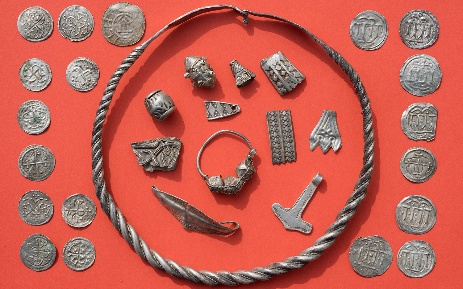 Teenager Finds King Bluetooth S Lost Treasures Including A