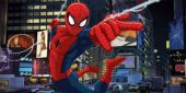 Sony Previewed Its Animated Spider-Man, And Something About The Suit Caught Our Eye