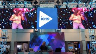 InfoComm 2019 Show Entrance