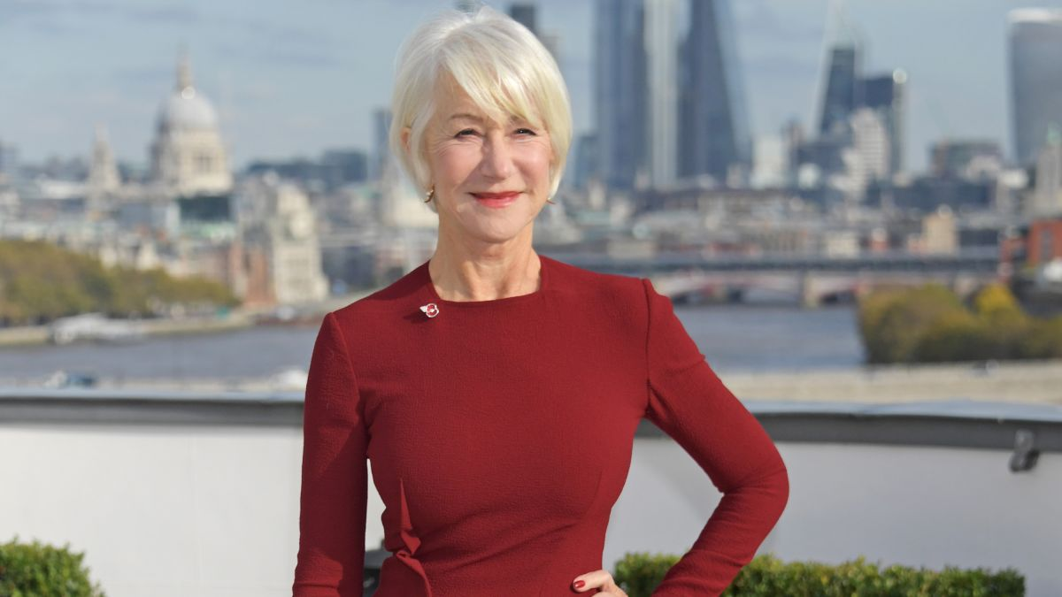 This classic 12-minute military workout is how Helen Mirren stays fit in her 70s