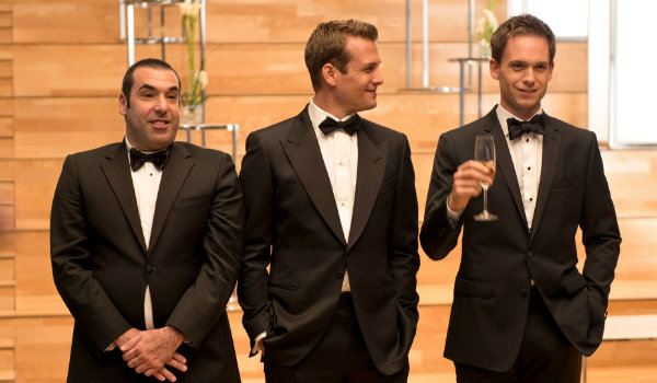 Suits, USA