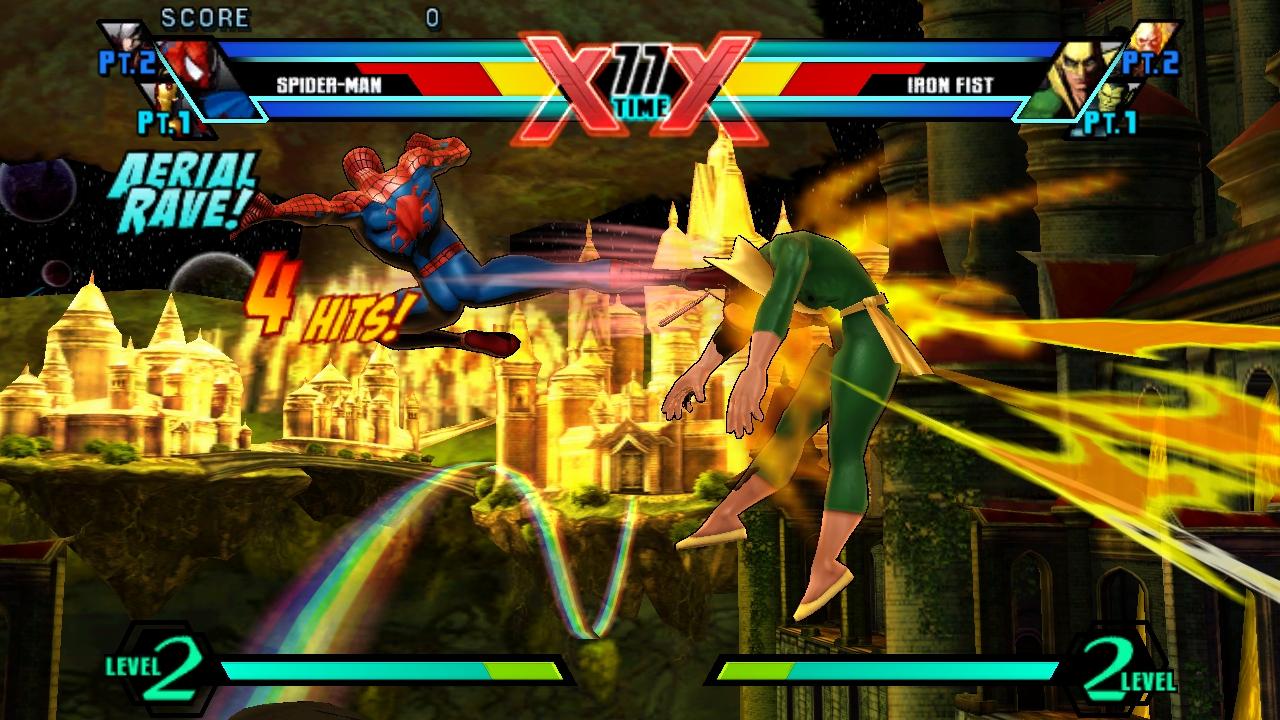 Ultimate Marvel Vs Capcom 3 PS Vita Screenshots #19949
