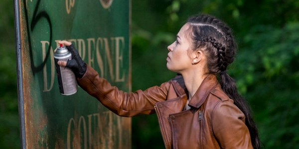 Rosita in Season 9