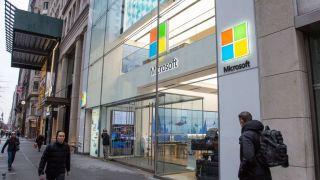 Microsoft Store closing