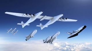 Stratolaunch Systems' Launch Vehicle Family