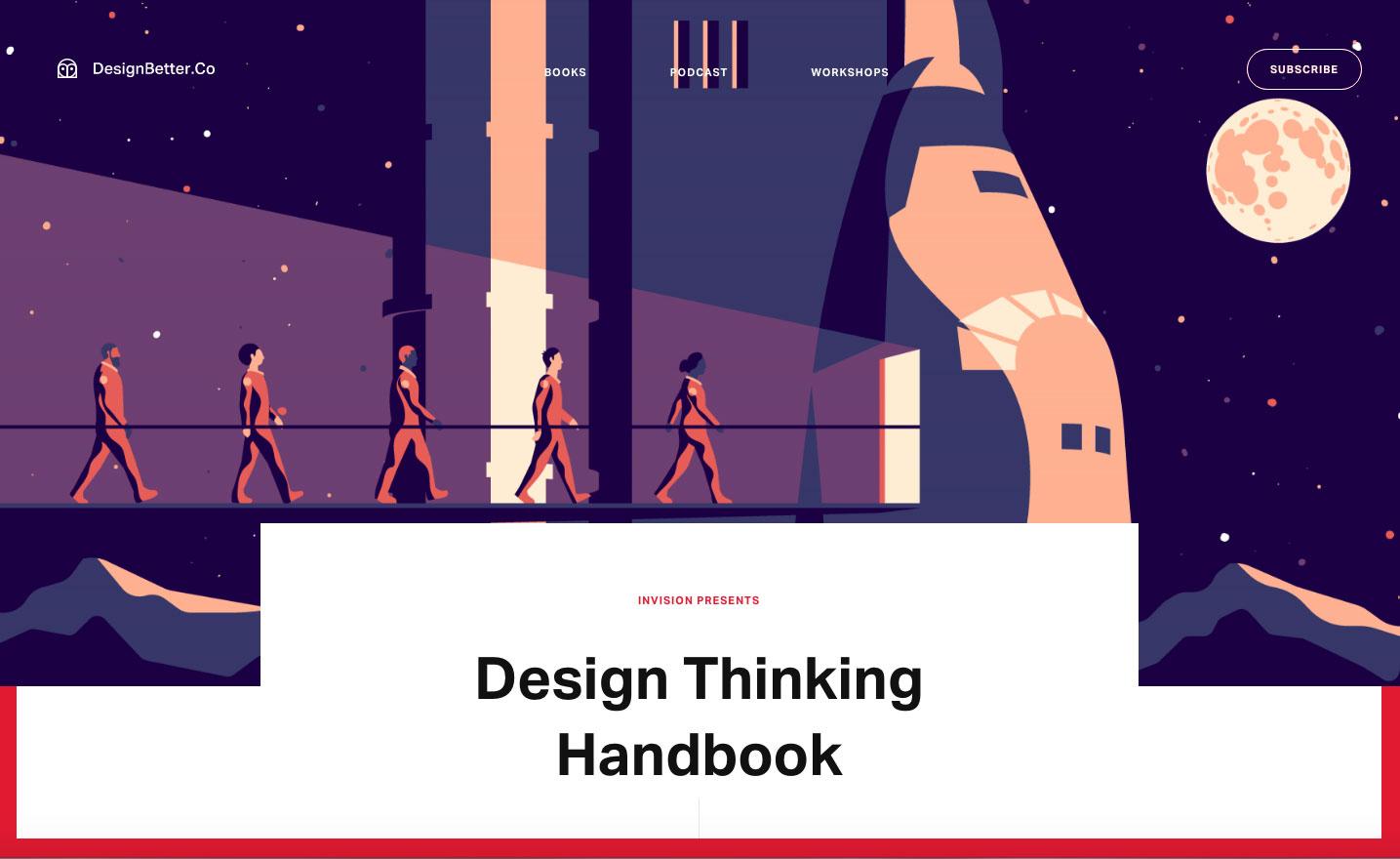 Free ebooks for designers: The DesignBetter.co library