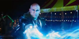 Why Shazam! Reshot Mark Strong's Intro As Sivana, And How It Originally Looked