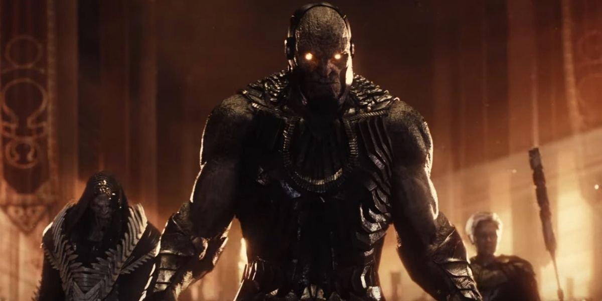 Darkseid in Zach Snyder's Justice League