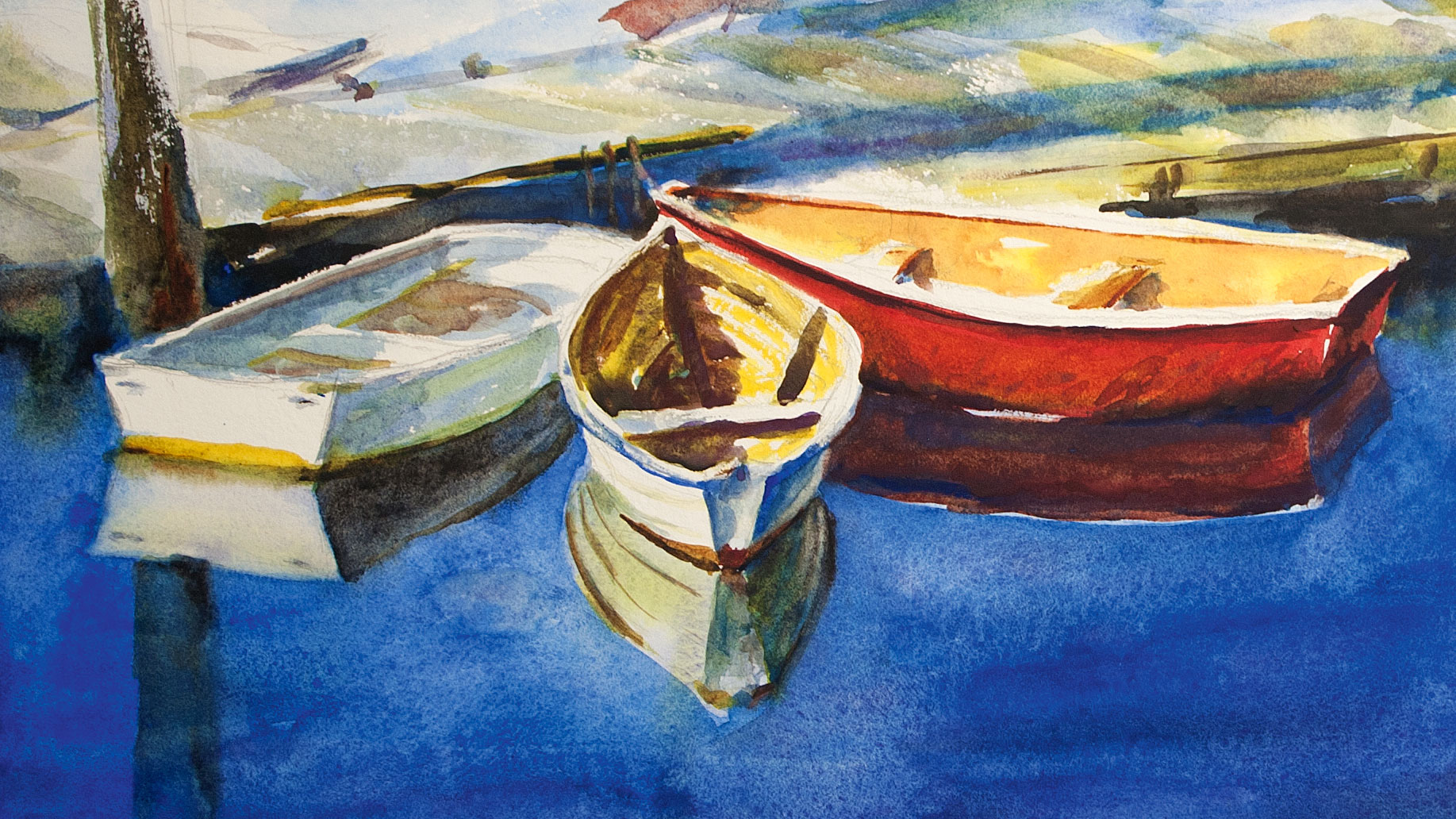 10 Tips For Painting Vibrant Water