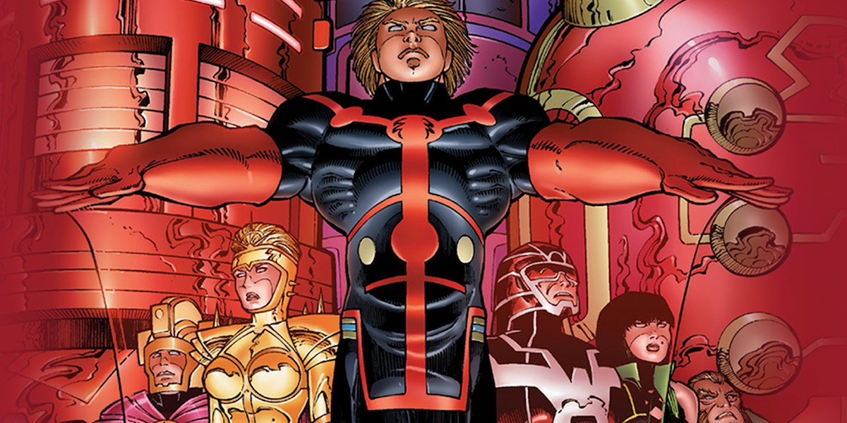 The Eternals: How The New Marvel Movie Could Introduce The X-Men To The MCU