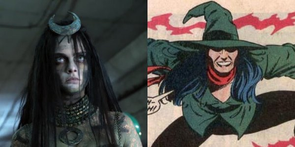 Enchantress has always been a witchy woman