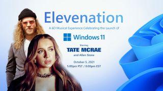 Windows 11 launch day livestream