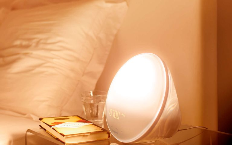 amazon deal of the day: philips wake up light