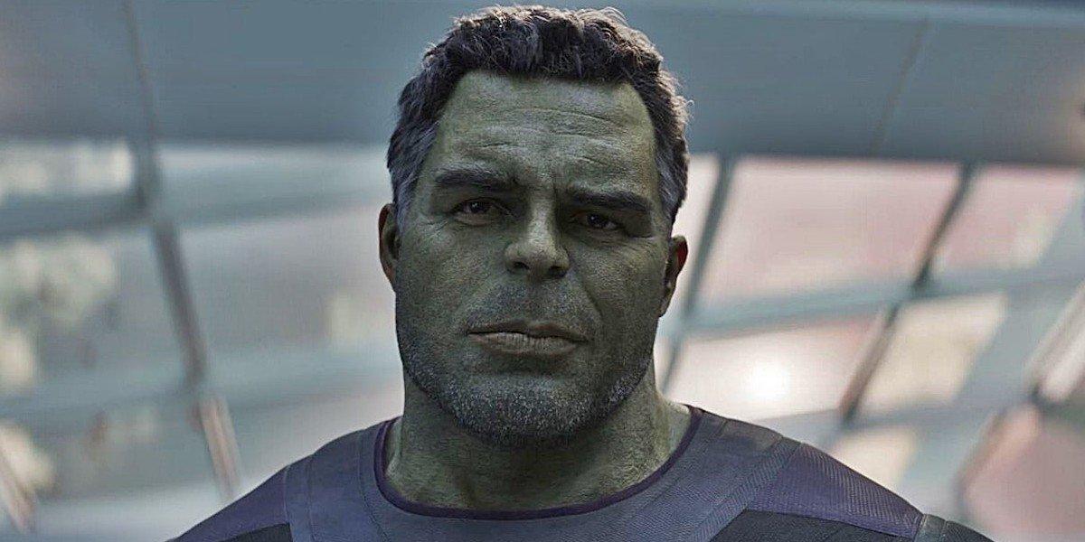 Mark Ruffalo as Professor Hulk in Avengers: Endgame (2019)