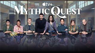 Mythic Quest Season 2 Key Art