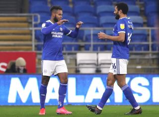 Cardiff City v Derby County – Sky Bet Championship – Cardiff City Stadium