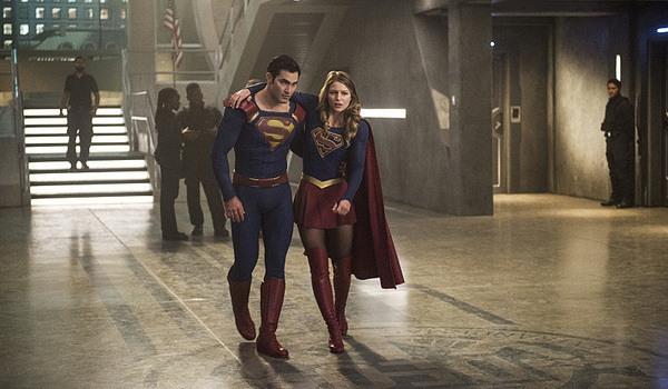 supergirl superman season 2 the cw
