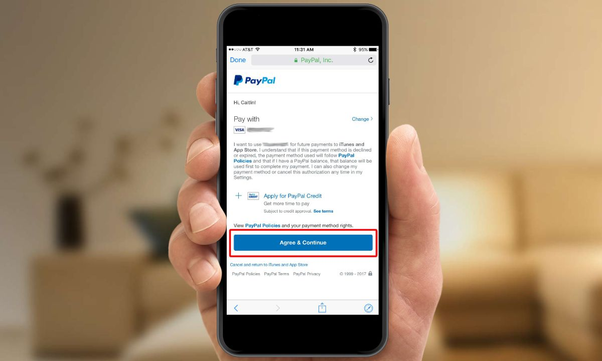 How to Make PayPal Your Default Apple Payment Method | Tom's