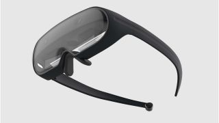 3D render of Samsung's proposed AR glasses